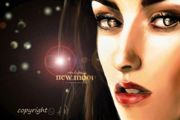 Kristen Stewart by x--m0n-art--x